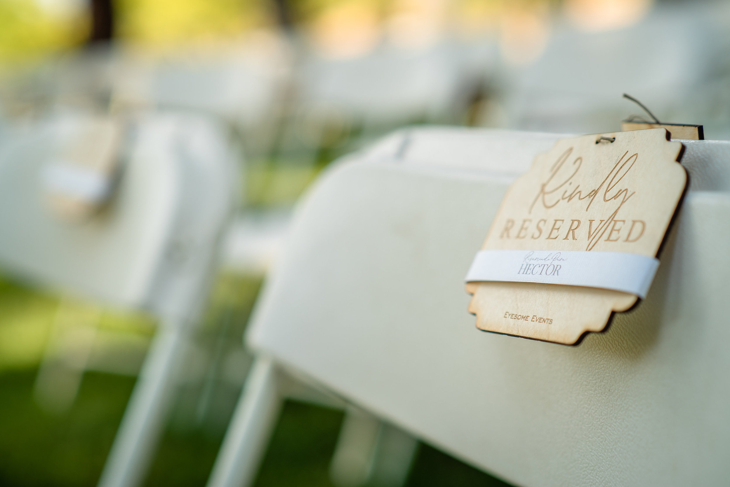 Copy of Kindly Reserved Ceremony