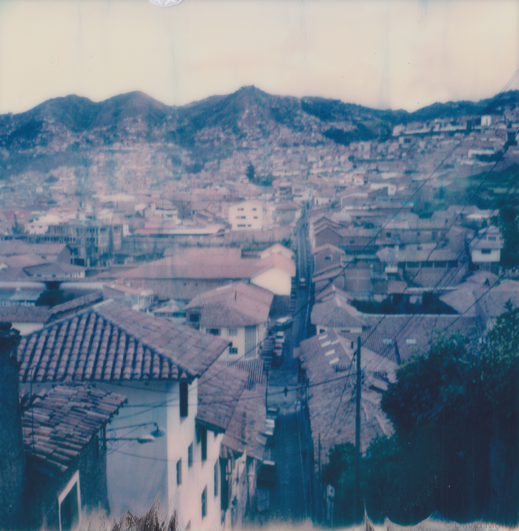 Polaroids, 110 Film, Disposables, and Digitals, David Moriya sets out on a 2 week adventure through peru. Experiencing new foods, new friendships, and full of colors.