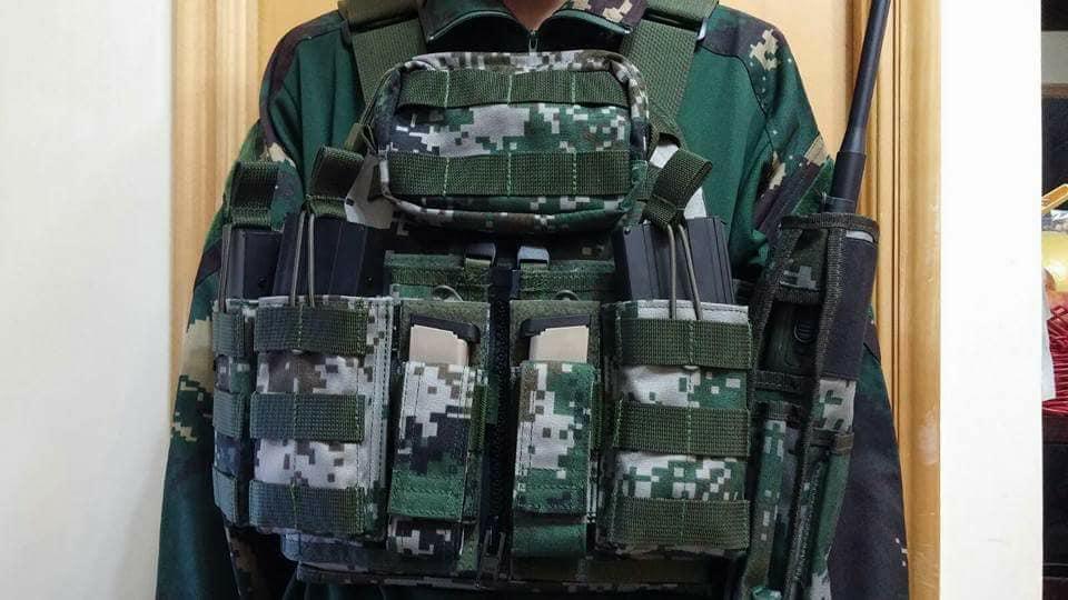 Custom HPC Vest -