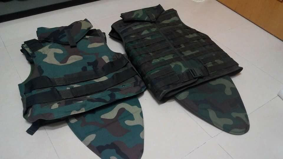 Type 04/06 Body Armor -