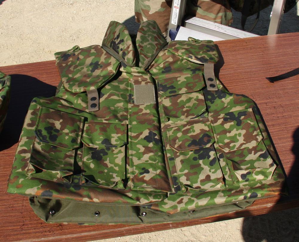 Ballistic Combat Vest -Type 1