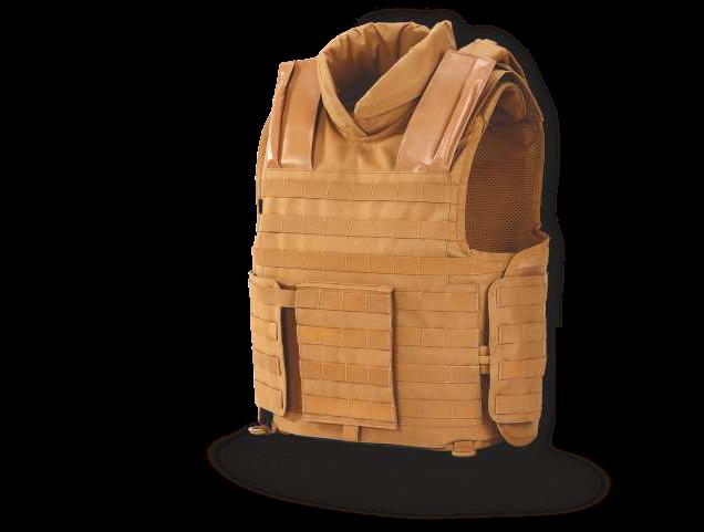 MKU Body Armor