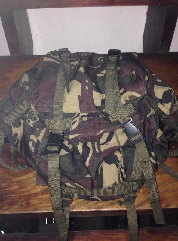AFP Army Rucksack