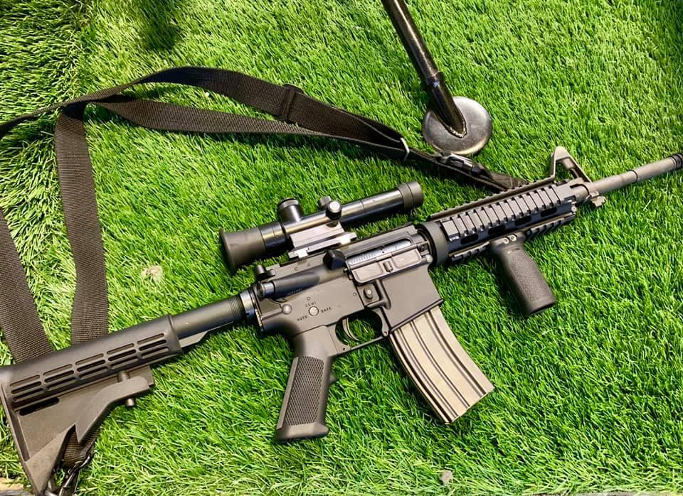 The 'ABC' airsoft gun