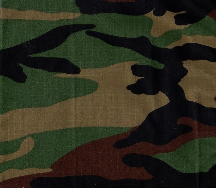 ROK Woodland:   The ROK woodland pattern is heavily inspired by the American M81 woodland camouflage, but with a slightly more vibrant colour scheme to suit Asian summer vegetation. The ROK woodland pattern was issued from the 1990s through the early 2010s to all branches of the service until it was subsequently replaced by the aforementioned digital patterns.