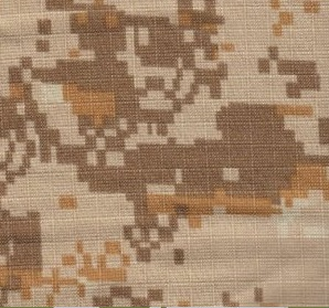 "ROKPAT Desert:   The desert pattern (as popularized by the 2016 TV Drama, Descendants of the Sun) is issued to Korean units deploying to arid environments overseas, as of now only the ""Akh"" Special Forces unit in the UAE is issued this pattern, though boots featuring this pattern are used by other deployed troops as well."
