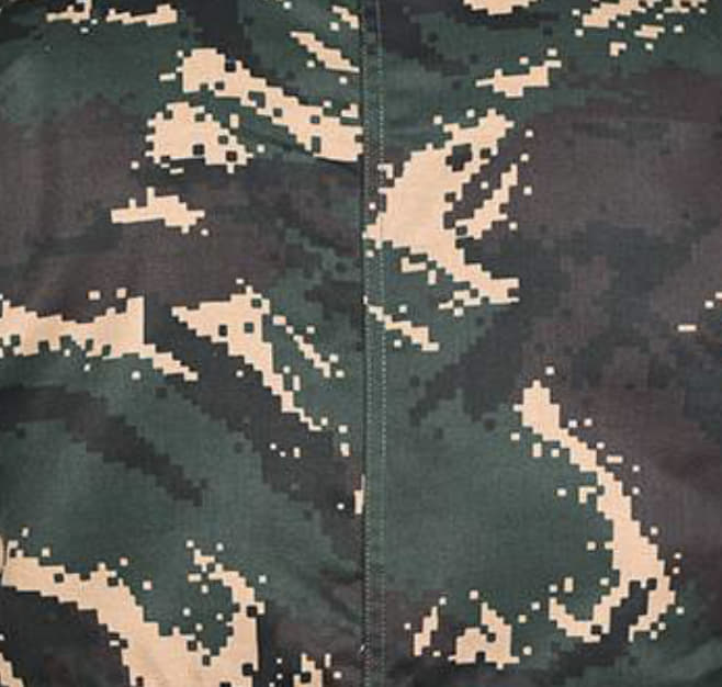 "Hunter Pattern:   Official name: 07 Special Forces Camouflage, ""07 特战迷彩""    A special woodland variation is available for Special Forces personnel."