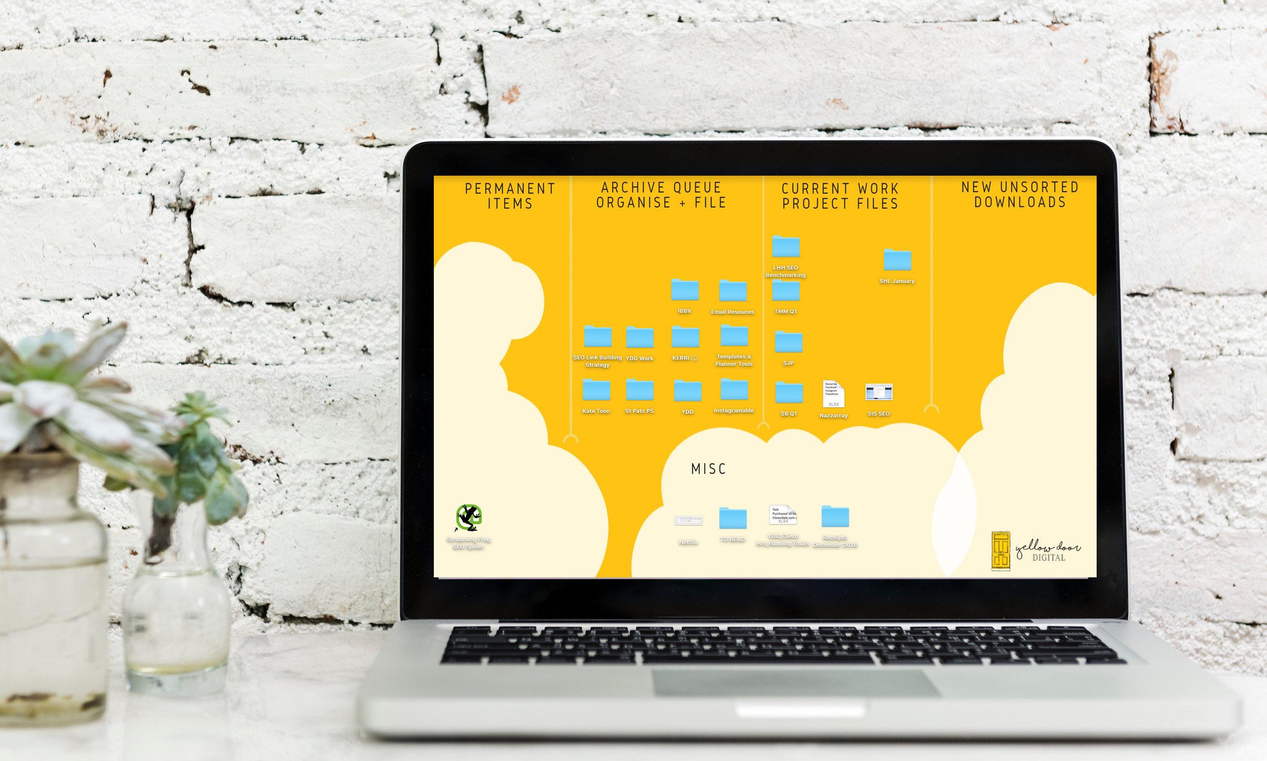 Free Productivity desktop wallpaper. Work like a pro.