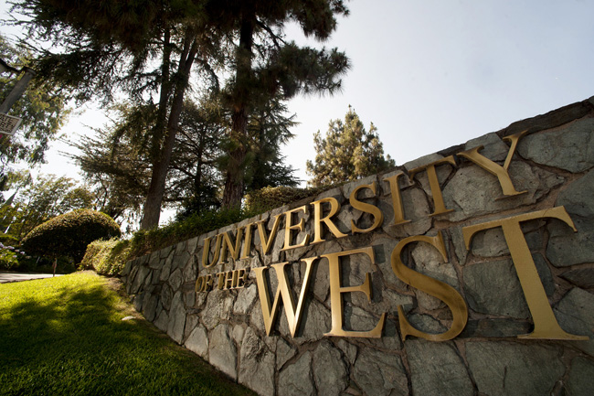 EVENT PROGRAM    Plan your visit to the University of the West and choose from a variety of music concerts, workshops, art performances, and meditation classes to attend