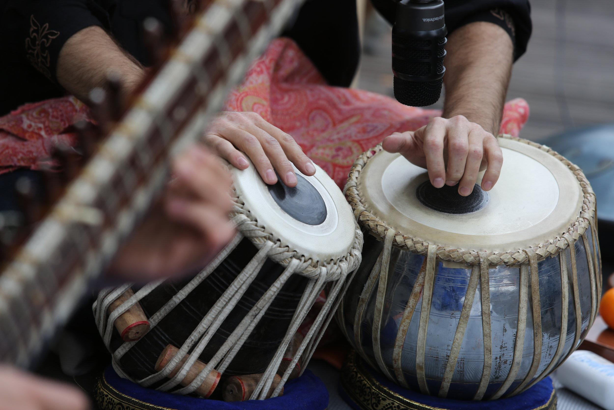 LIVE MUSIC PERFORMANCES    Denis Kucherov and the Samhey Band