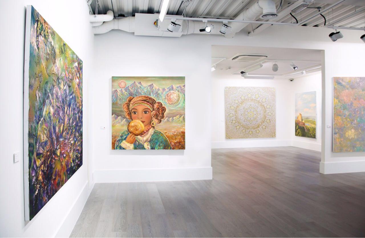 Meditative Art Exhibition & Festival   Los Angeles, September 16-21st, 2017