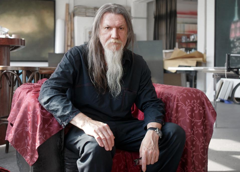 Nikolai Makarov  Berlin, Germany