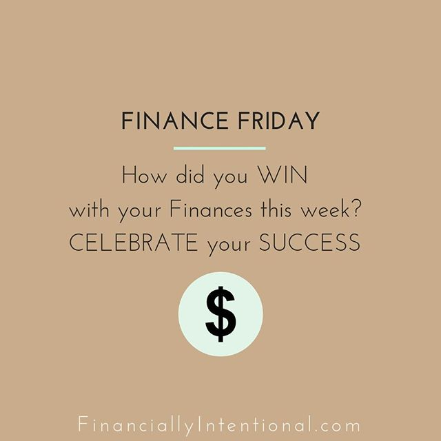 Alright my Tribe! Tell me how you SLAYED 🔥 your financial goals this week. Tell me about the progress you've been making and how your life has been impacted by your new found FINANCIAL FREEDOM. I am so proud of each and everyone of you pursuing your journey and facing your responsibilities. Lets #CELEBRATE 🎉 your #SUCCESS and build each other up! Comment below and add your positive light to this feed! ⚡️⠀ -⠀ Become an Exclusive Member of the 'Financially Intentional' Facebook Group @ https://bit.ly/2HSOKQP⠀ -⠀ Subscribe to my Website @ FinanciallyIntentional.com⠀ -⠀ #challenge #progress #financialplanning #goalsetting #investing #investment #investments #financialindependence #finance #markets #buy #sell #debtfree #cash #cashmoney #wealth #budget #goals #goaldigger #vision #dreambig #successquotes #successmindset #vision #freedom #wealth #success #finance