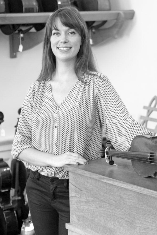Julia Hoare - Educational Department