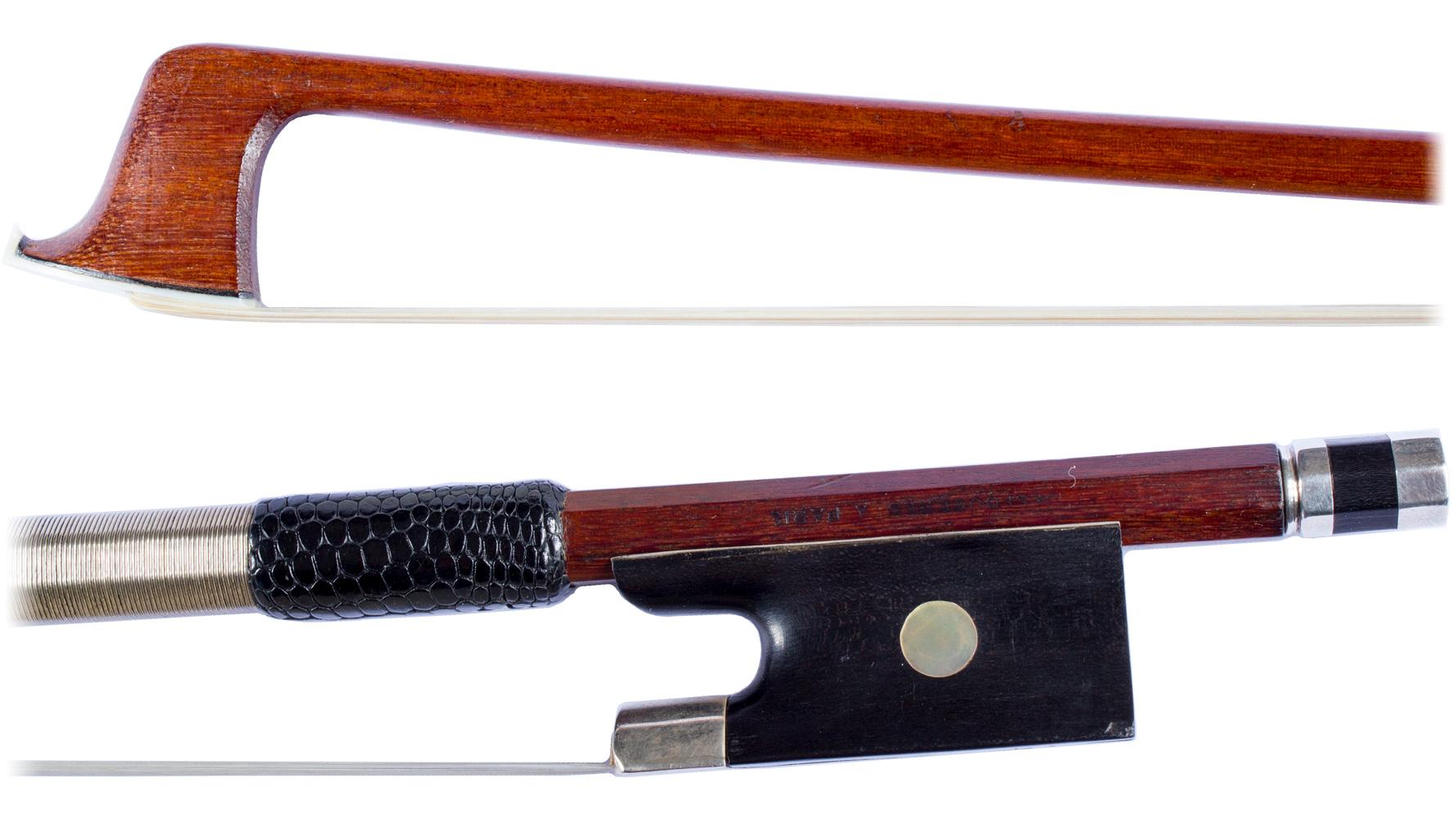 Violin Bow by J. T. L.