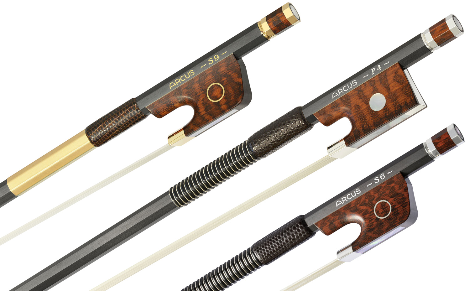 Arcus Carbon Bows -