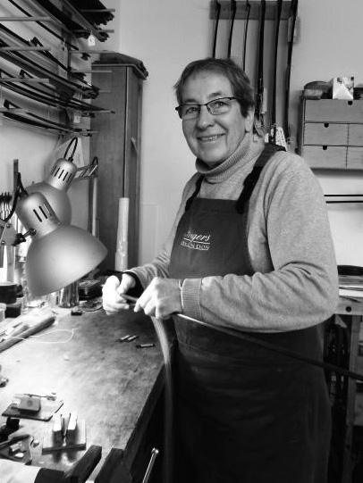 Juliane Schanzenbach - Senior Bow Restorer
