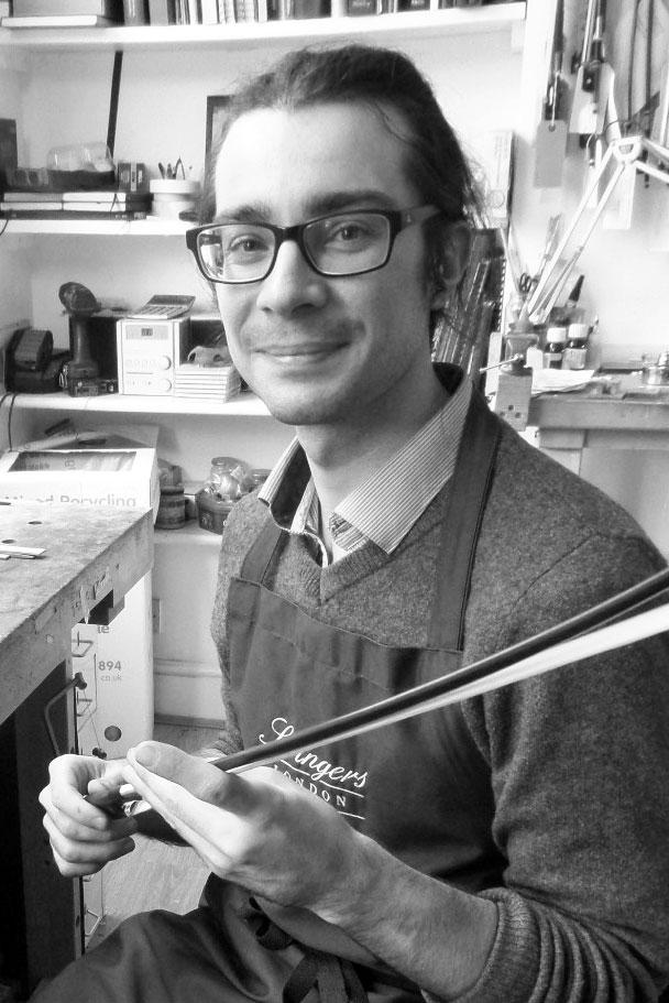 Florian Bailly - Bow Restorer