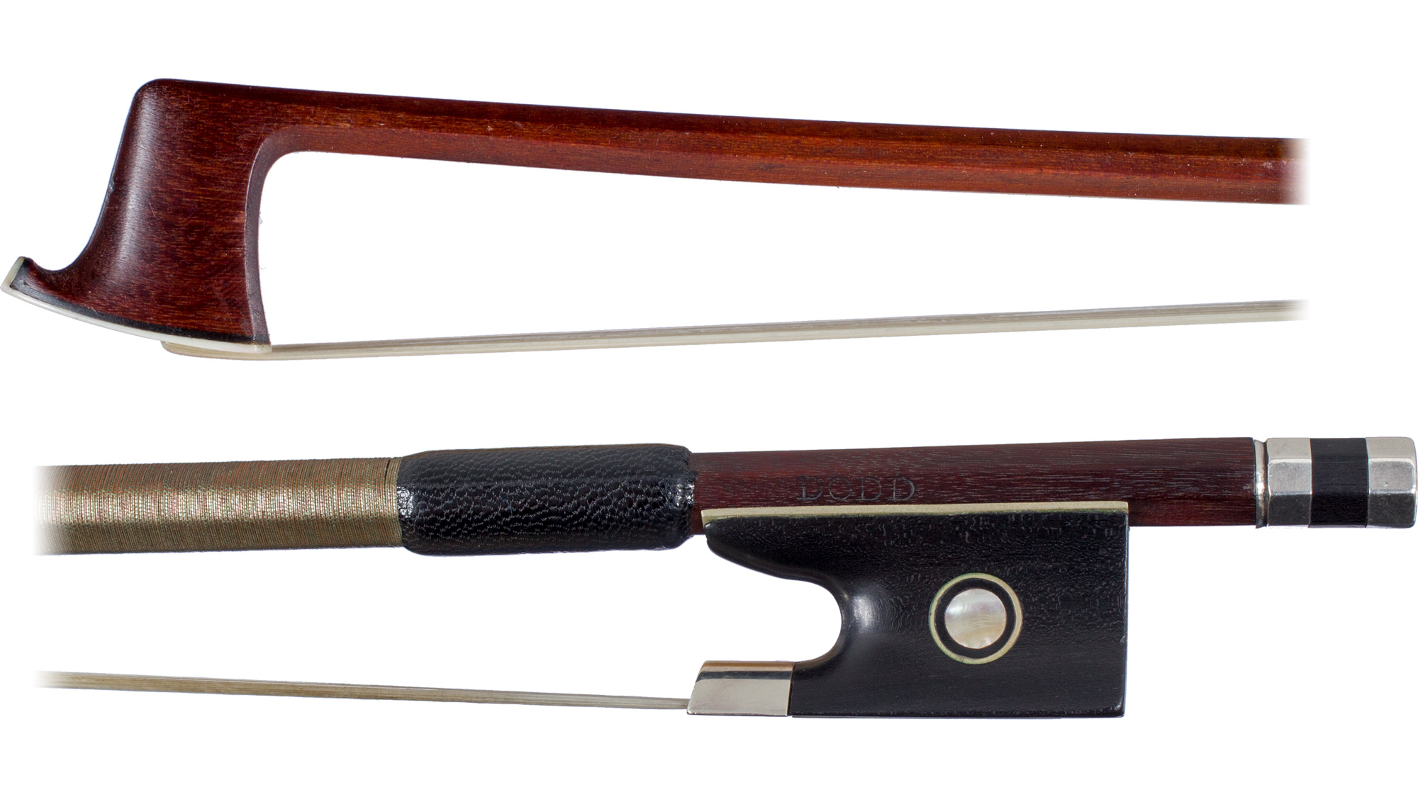 English violin bow by Dodd