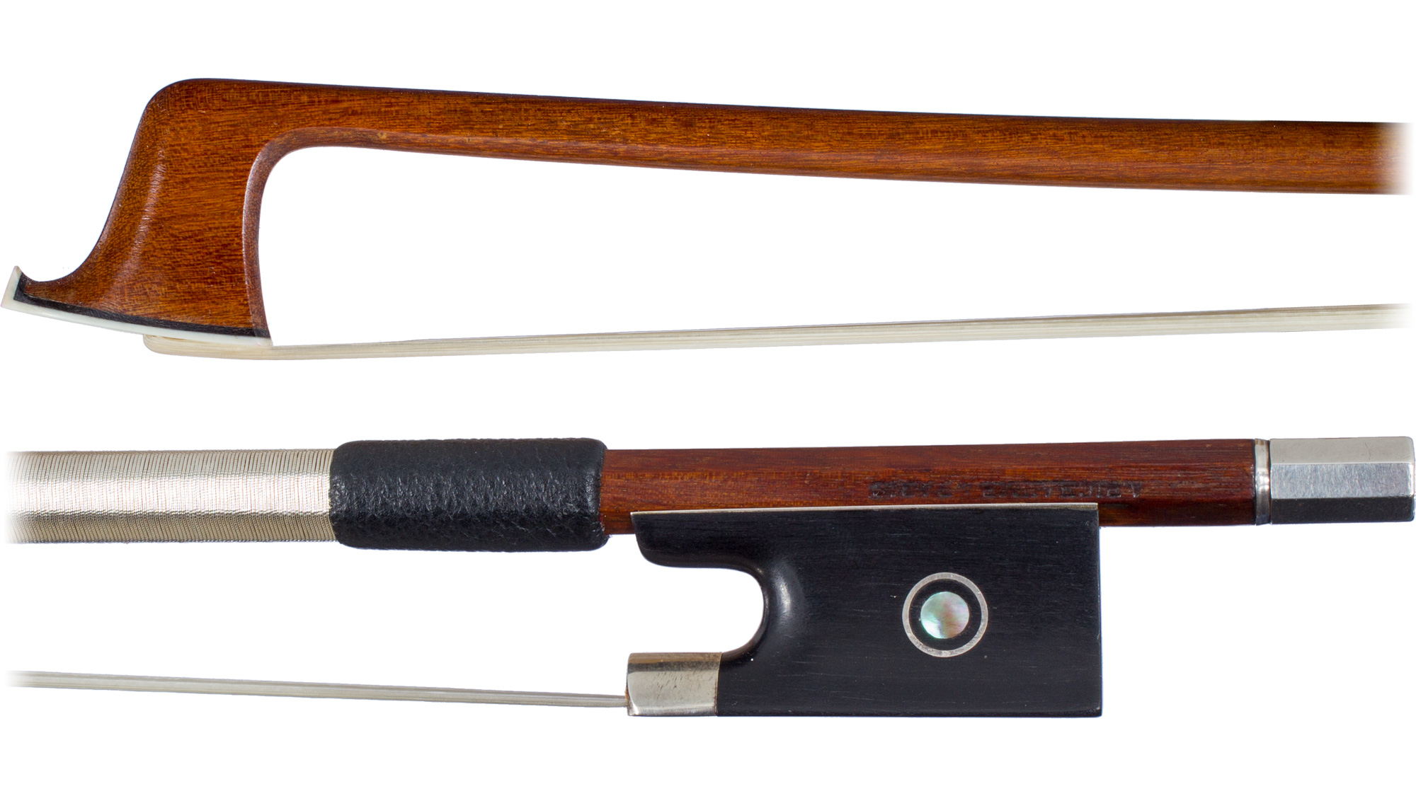 Violin bow by Richaume