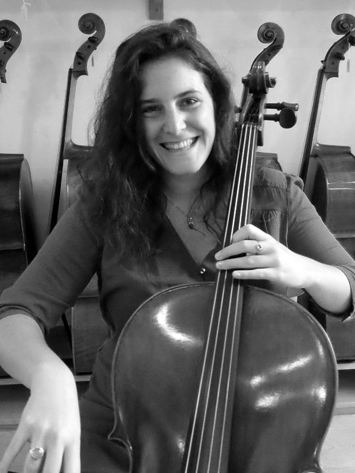Céline Lepicard - Cello Specialist