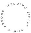 Bow & Arbour Wedding Zines Stamp