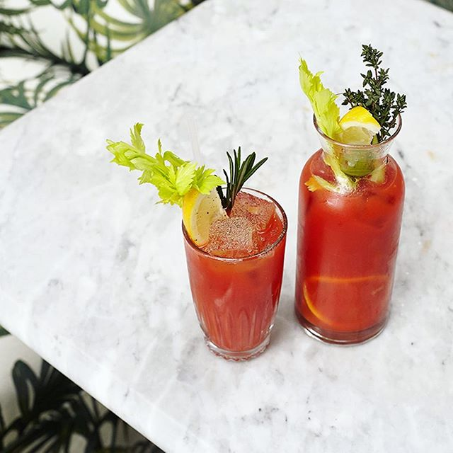 Bloody Marys are the best of all the brunch cocktails. Discuss.
