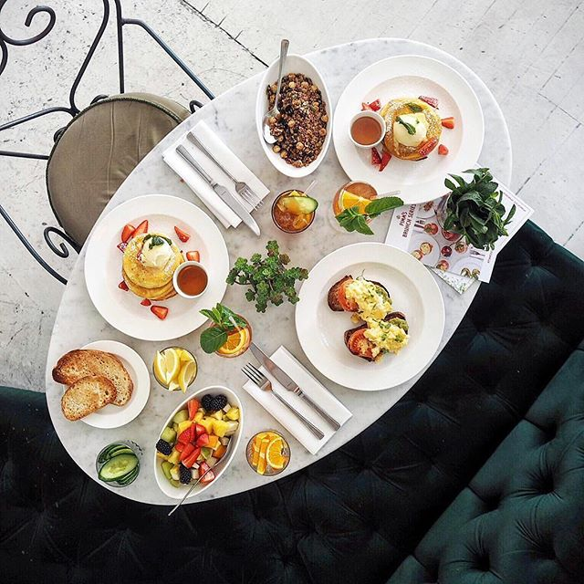 @millykr x @pimmsgb #brunch. Countdown to the weekend behins now! #pimmsoclock #pimmsbrunch #regram