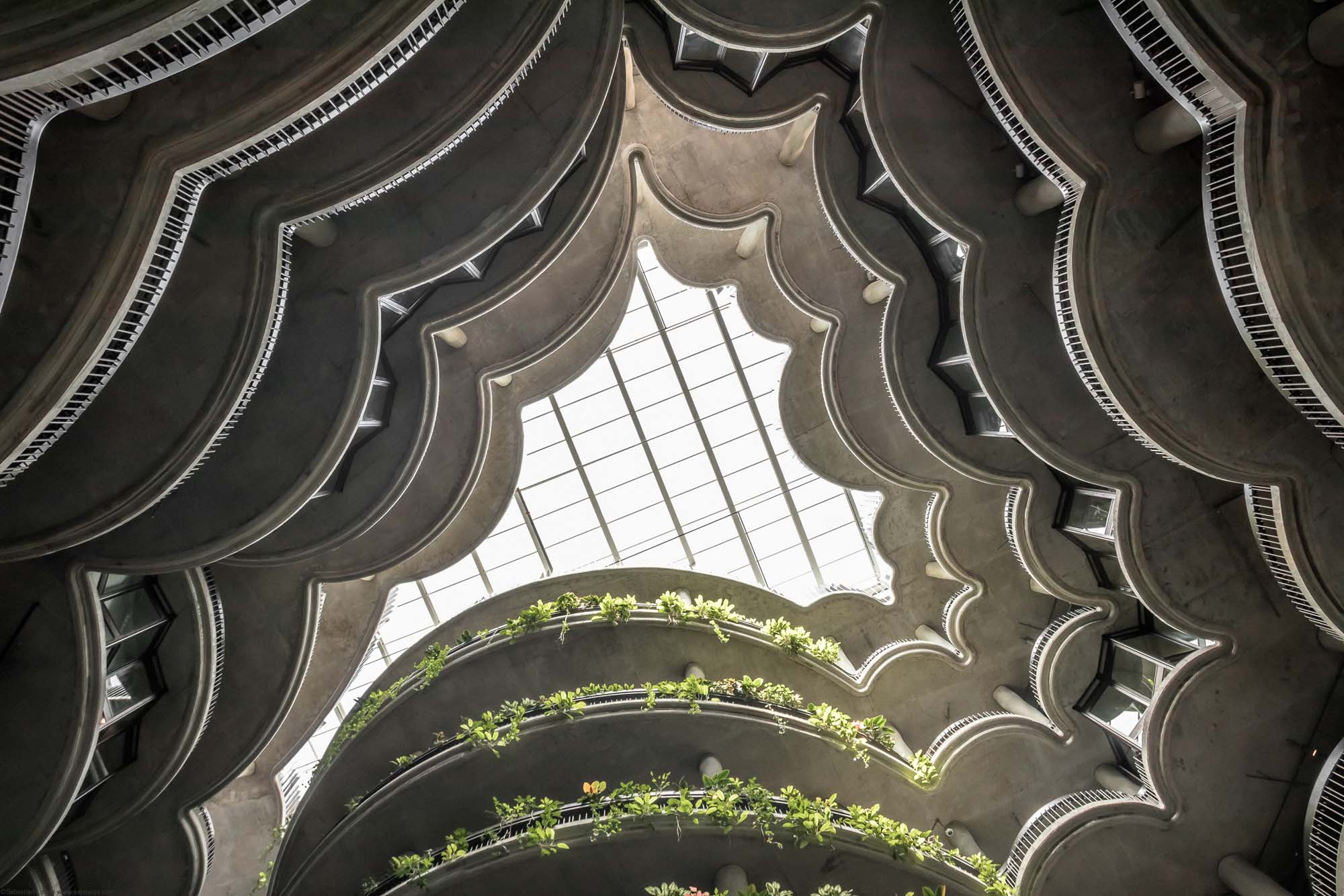 The Hive, Learning Hub NTU by Heatherwick