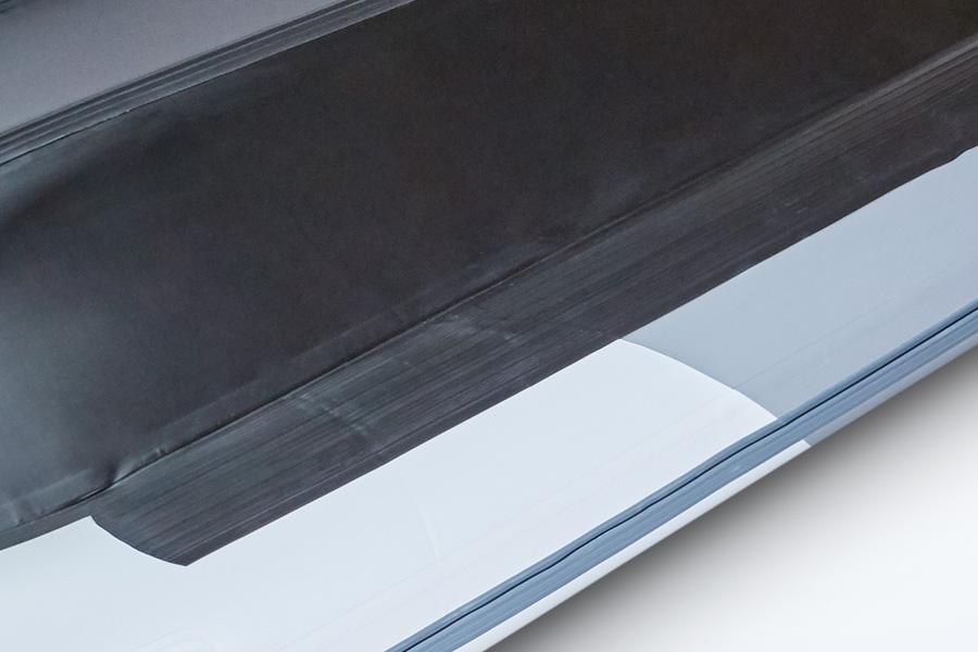 20cm breite Rumpf Scheuerleiste