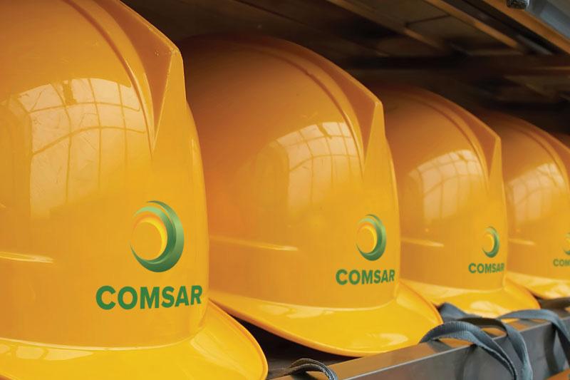 Comsar Energy - Brand building for an energy innovator →