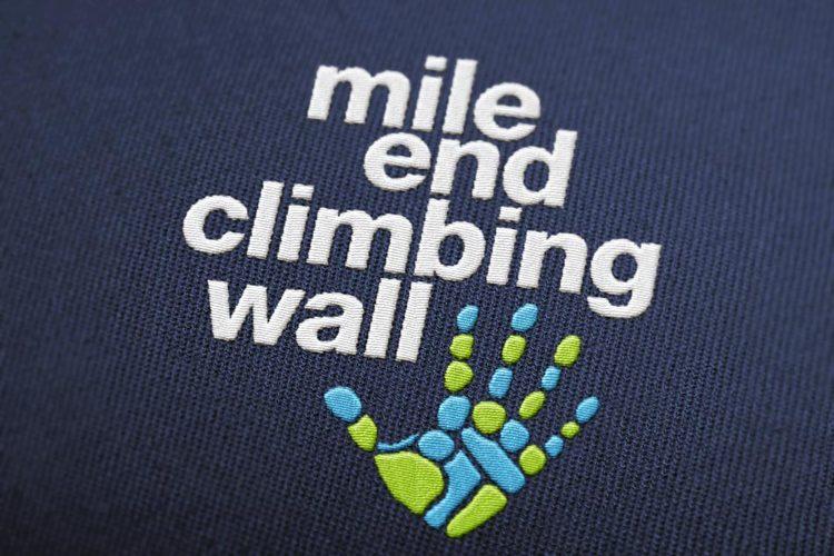 Mile End Climbing Wall - Branding a community-driven enterprise →