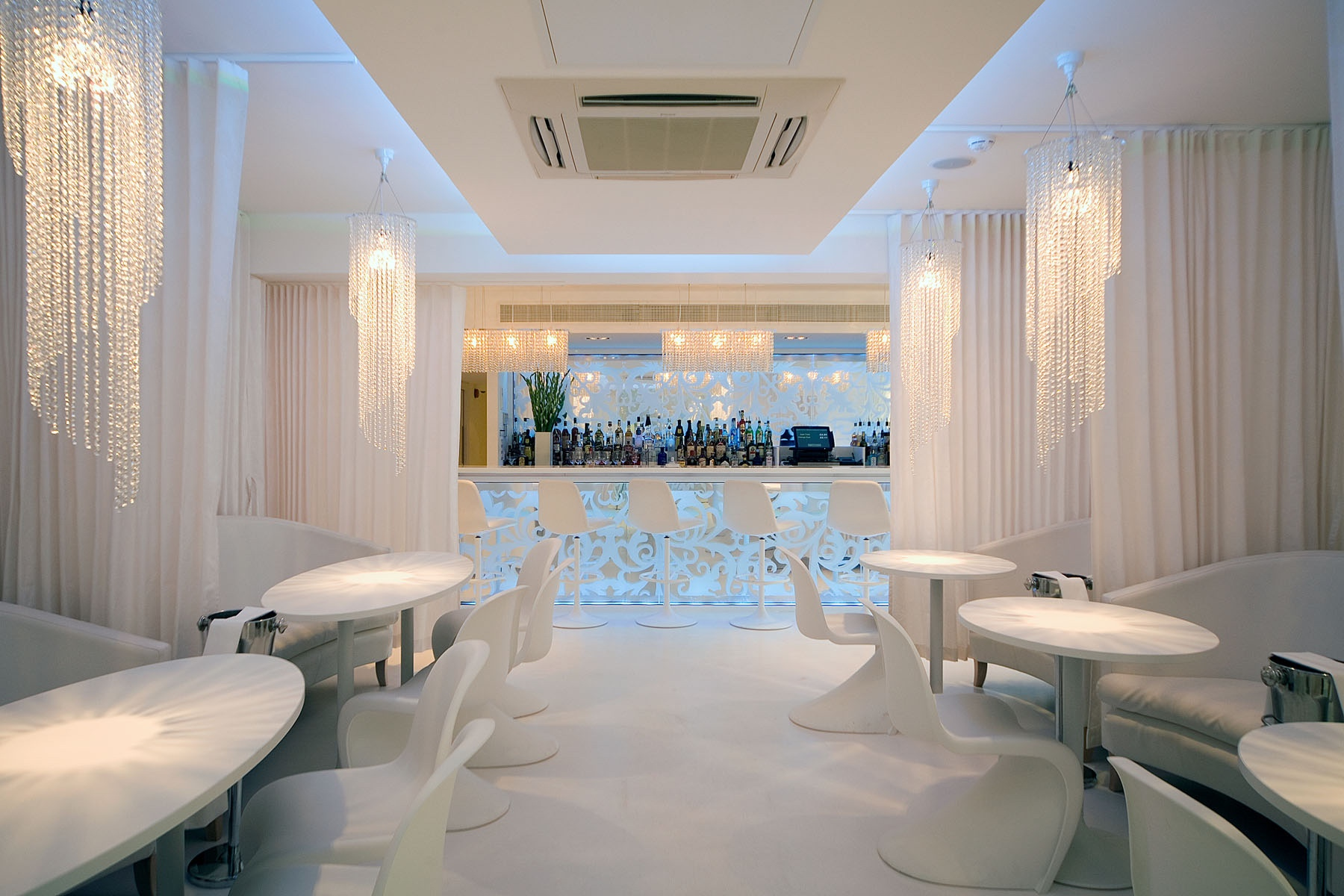 Vanilla Restaurant - View Project →