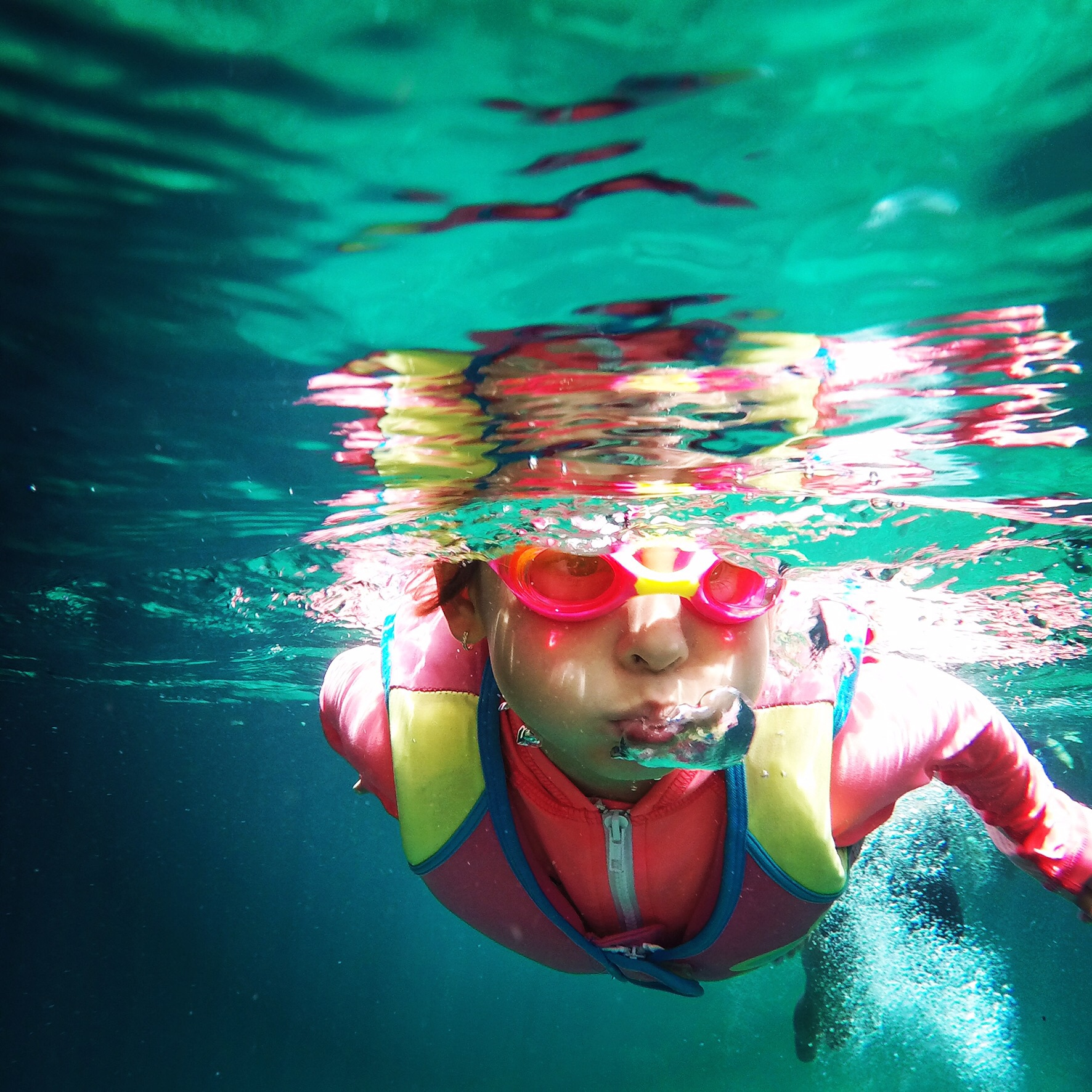 1 term of swimming lessons - Donate £40