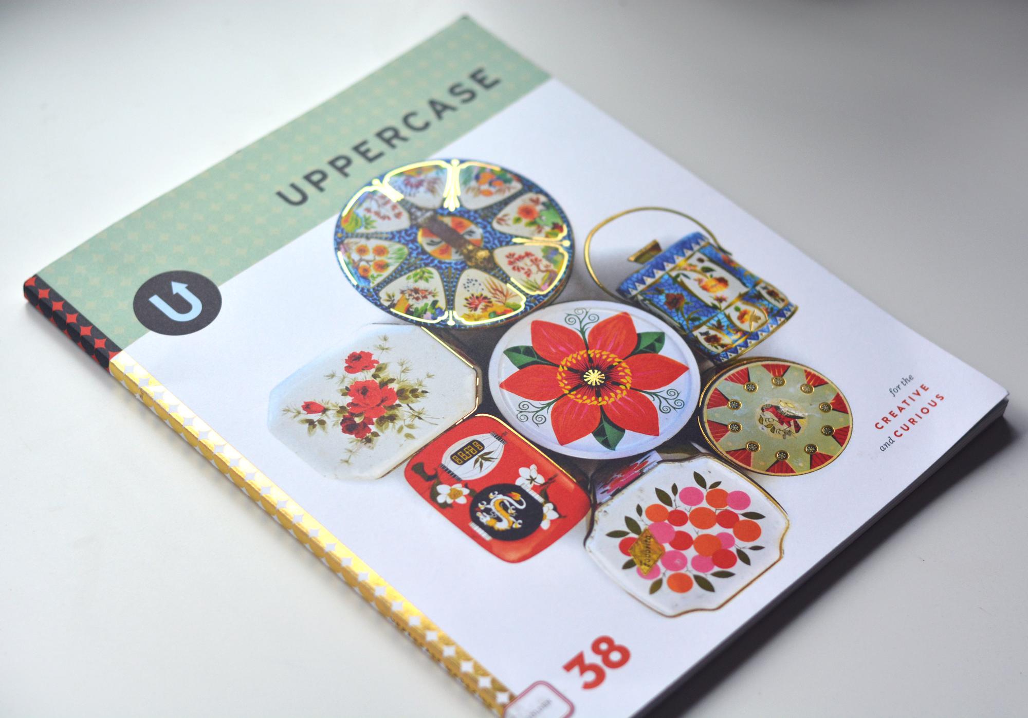 Uppercase Magazine 38 Skye McNeill