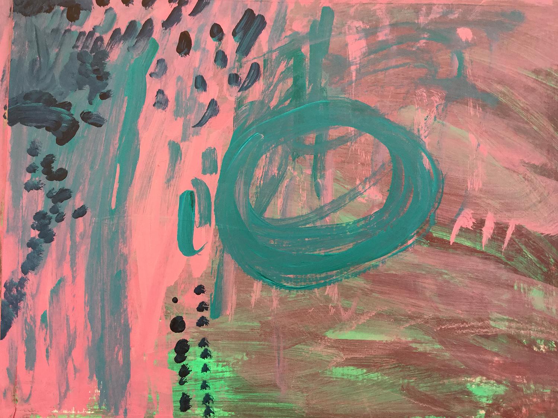 Circle: Turquoise