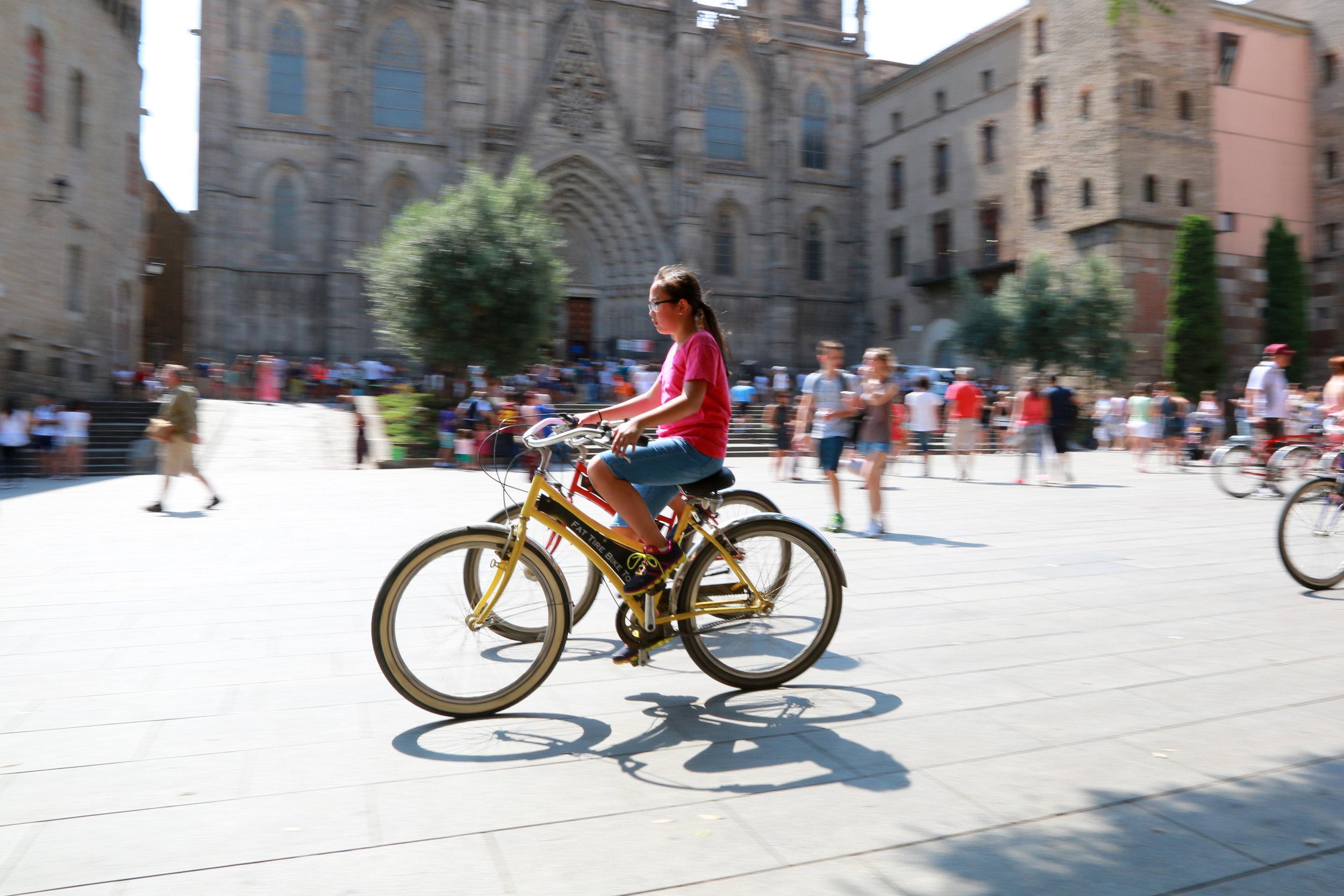 A photo I took in Barcelona, 2014