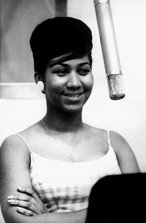 Aretha in 1961, The Everett Collection