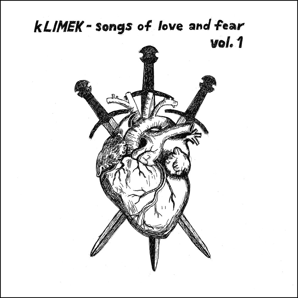 kLIMEK - SONGS OF LOVE AND FEAR Volume 1 - a1 - evanescence - 6:11a2 - elated - 7:36a3 - jean d'arc & the salvation army - 4:52a4 - detached - 5:48 b1 - fragile - 5:05b2 - deluded - 4:49b3 - endless river to wash away all tear - 5:25b4 - anhedonia - 5:19