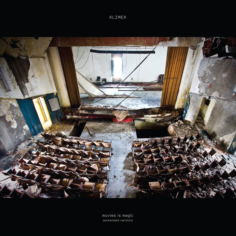 Klimek – Movies Is Magic  Vinyl  Anticipate, 2009