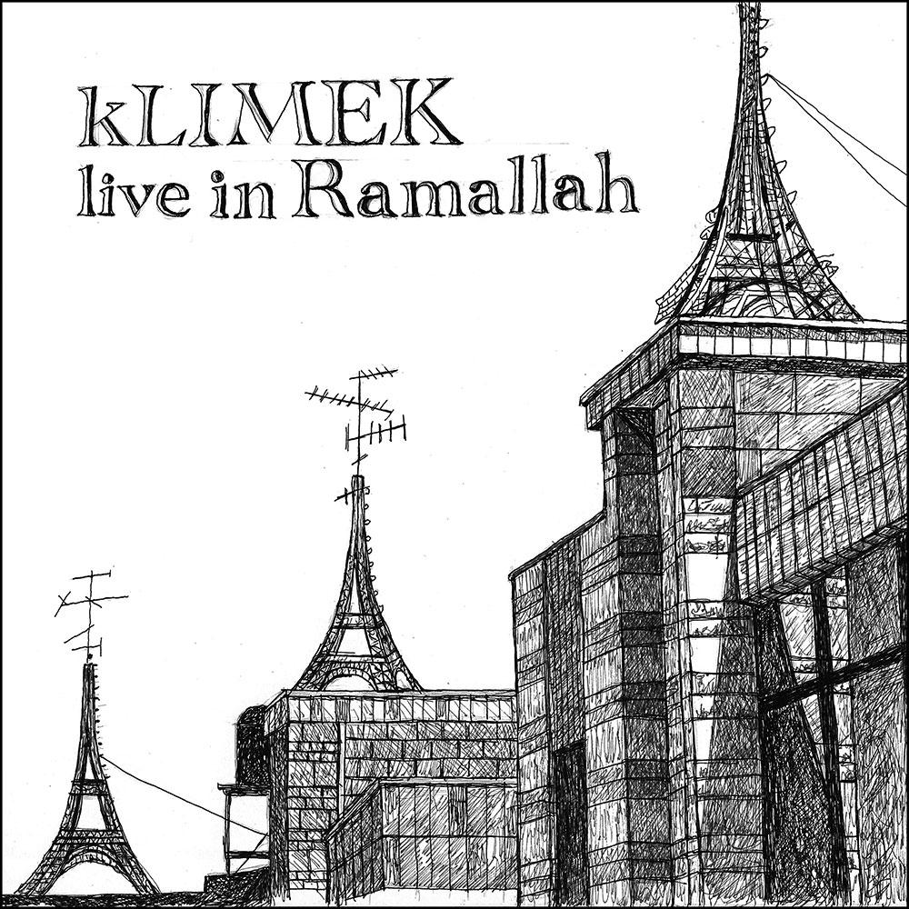 Klimek – Live in Ramallah  Vinyl  GOULDEN 04, 2015