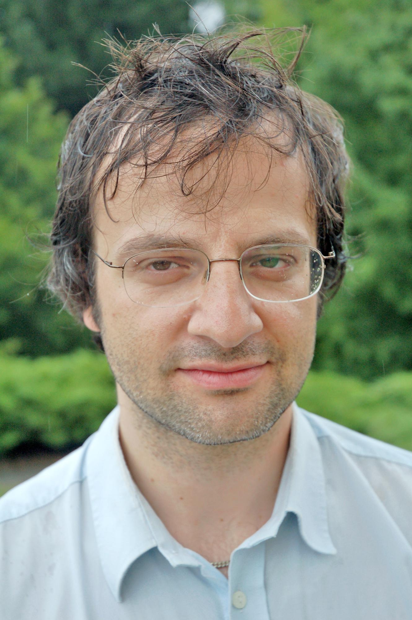 Serhat Karakayali - researcher, author