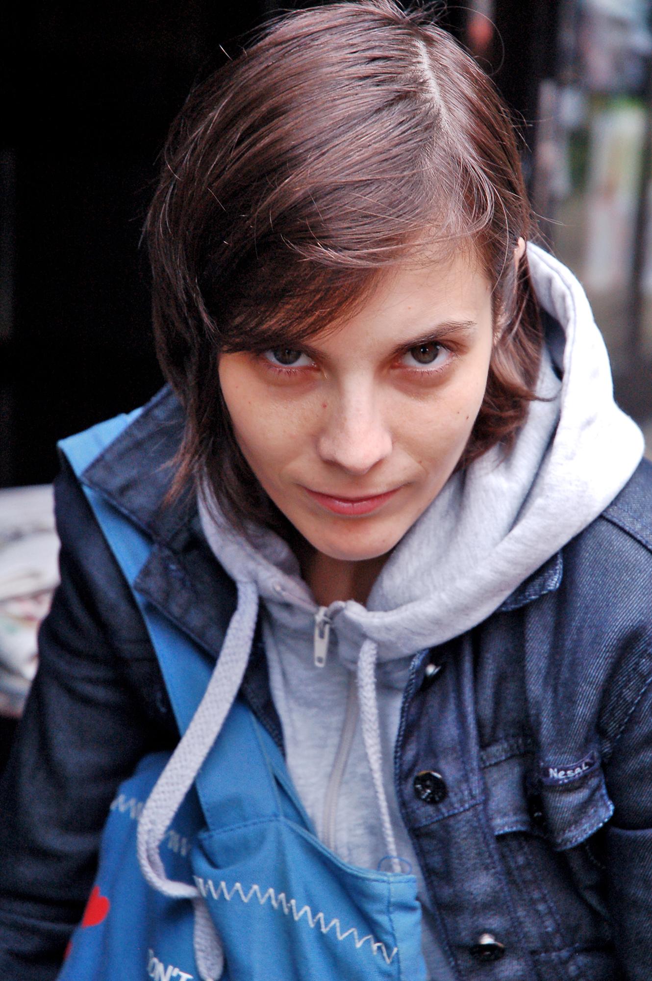 Manja Ristic - musician, sound artist, activist
