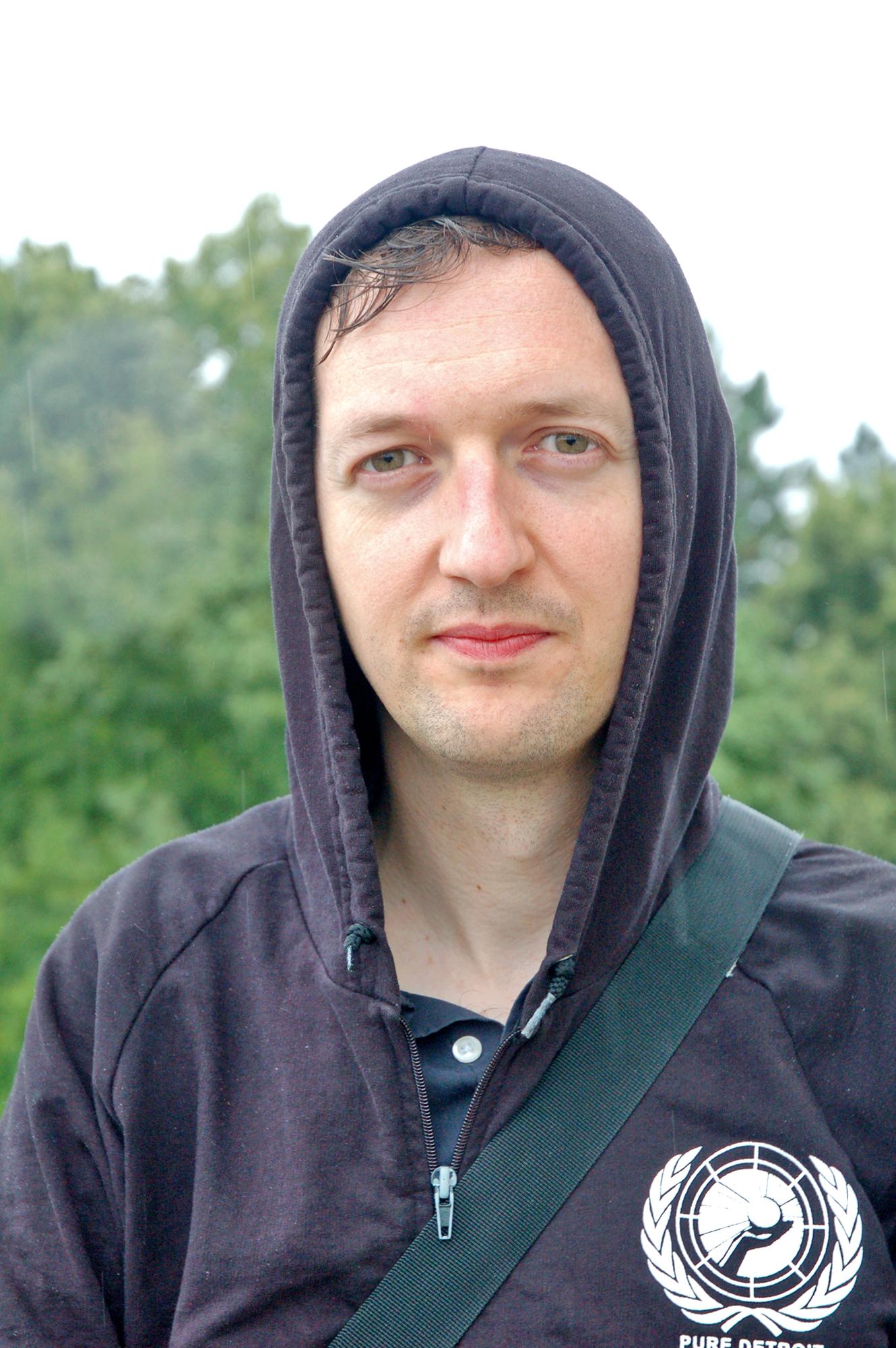 Amir Husak - film-maker, educator