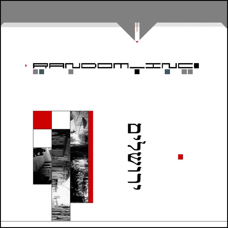 Random Inc – Jerusalem: Tales Outside The Framework Of Orthodoxy  CD  Ritornell, 2001