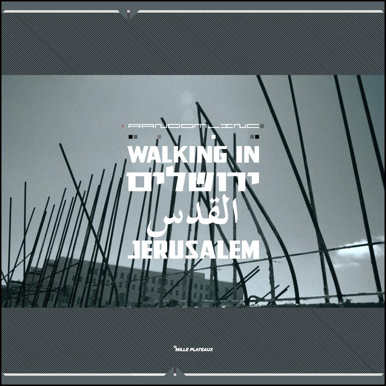 Random Inc – Walking In Jerusalem  Vinyl  Mille Plateaux, 2002