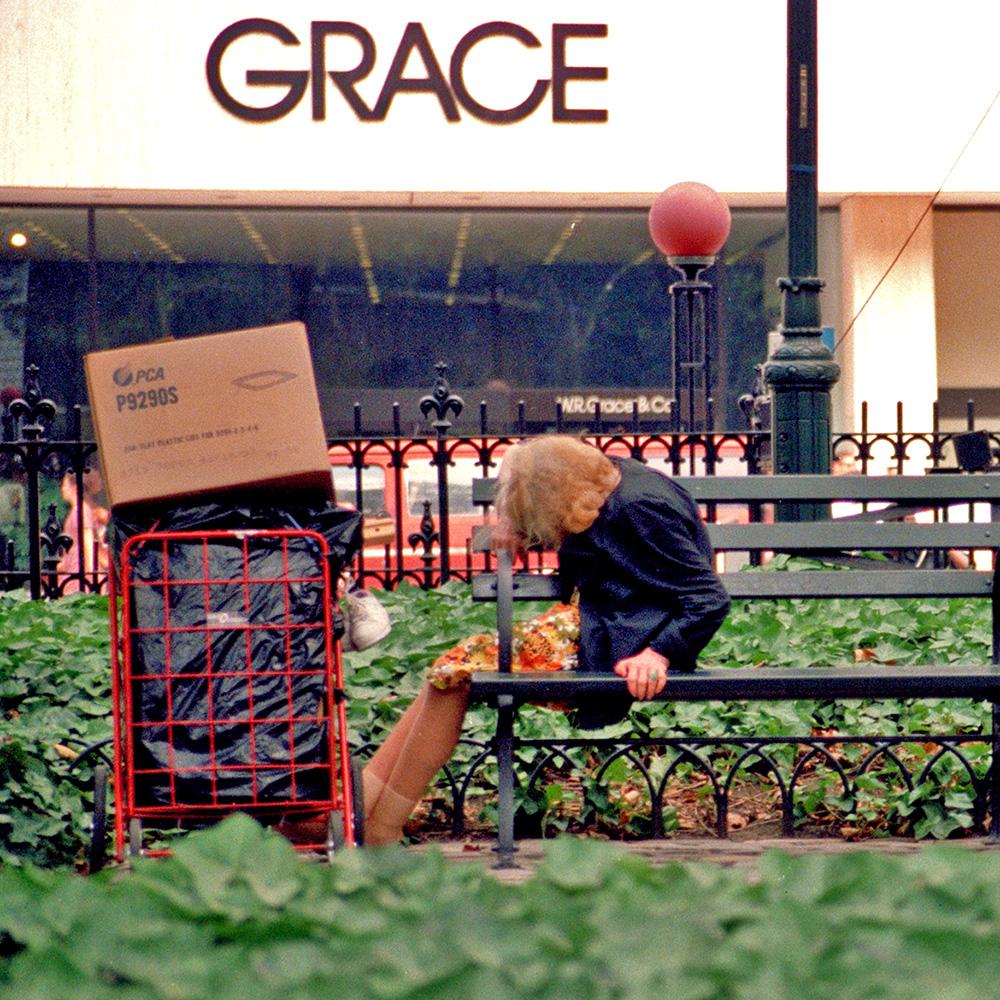 Manhattan, NYC, 1993