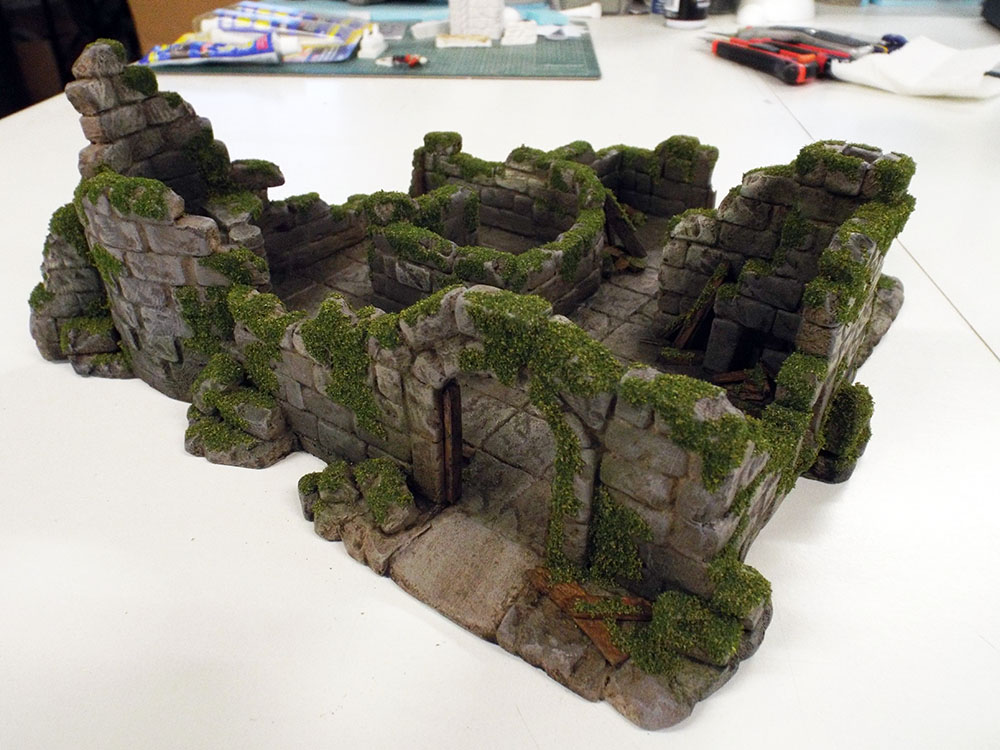 Ruined Merchant's House