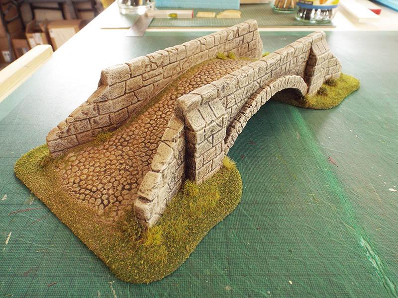 Arched Stone Bridge