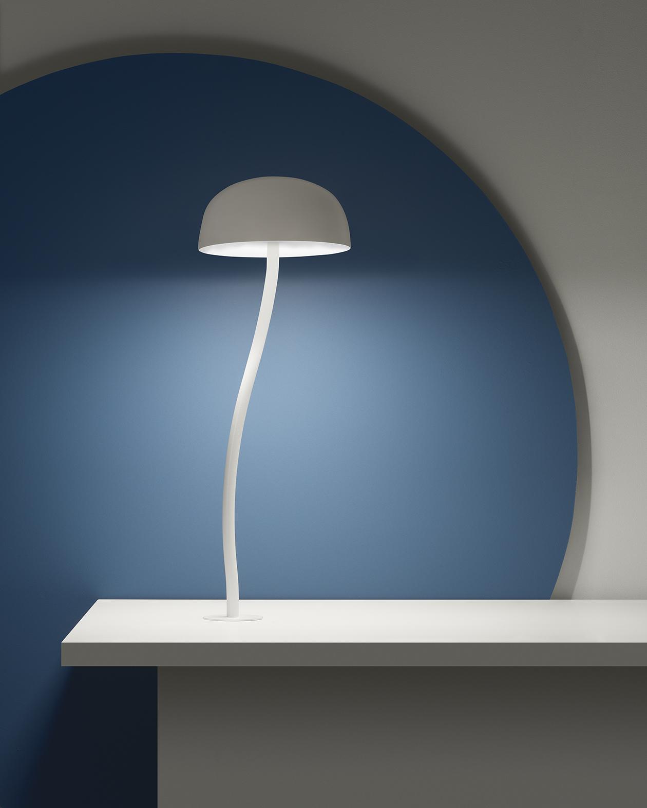 Curve Through table